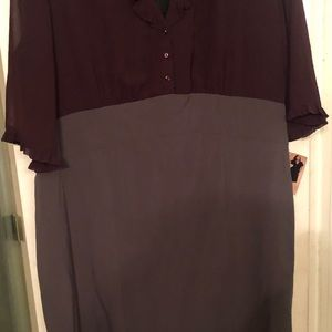NWT Beautiful Kiyonna Dress...perfect for work!